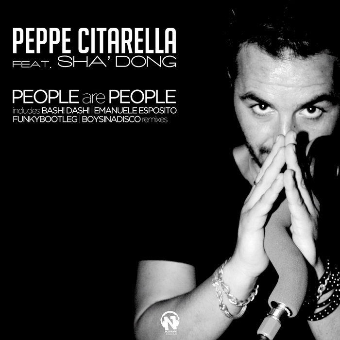 CITARELLA, Peppe feat SHA DONG - People Are People