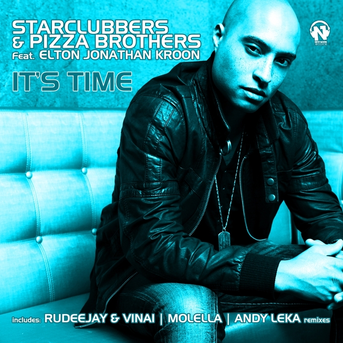 STARCLUBBERS/PIZZA BROTHERS feat ELTON JONATHAN KROON - It's Time
