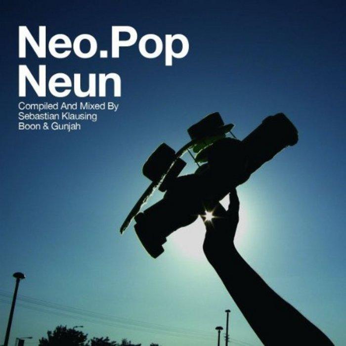 VARIOUS - Neo Pop 09 (Compiled & mixed by Sebastian Klausen & Boon & Gunjah)