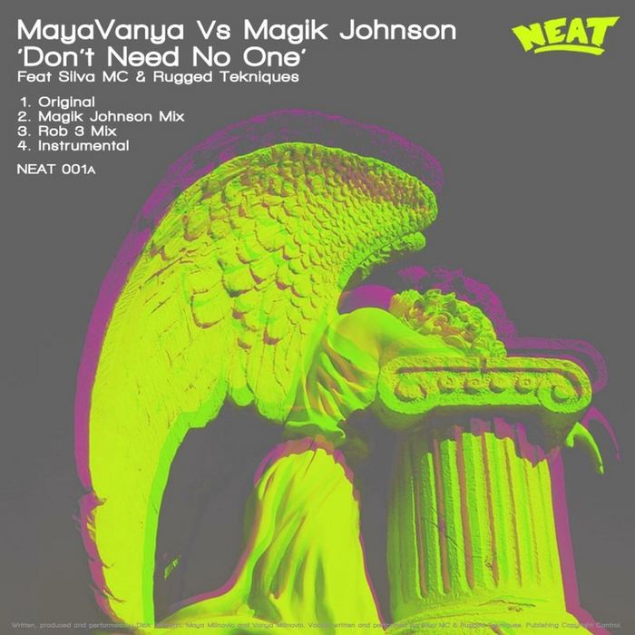 MAYAVANYA vs MAGIK JOHNSON - Don't Need No One