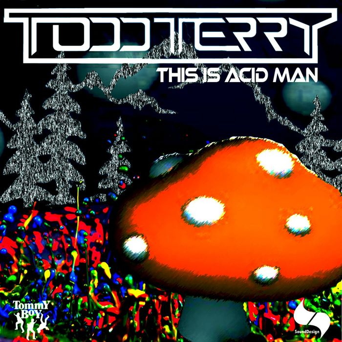 TODD TERRY - This Is Acid Man (Tee's Sound Design Mix)