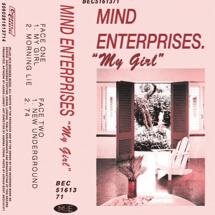 MIND ENTERPRISES - My Girl