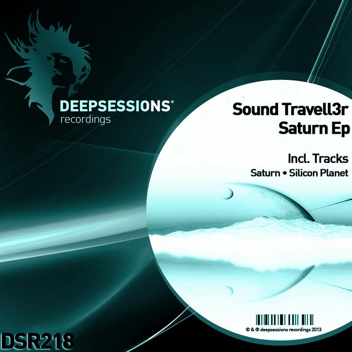 SOUND TRAVELL3R - Saturn EP