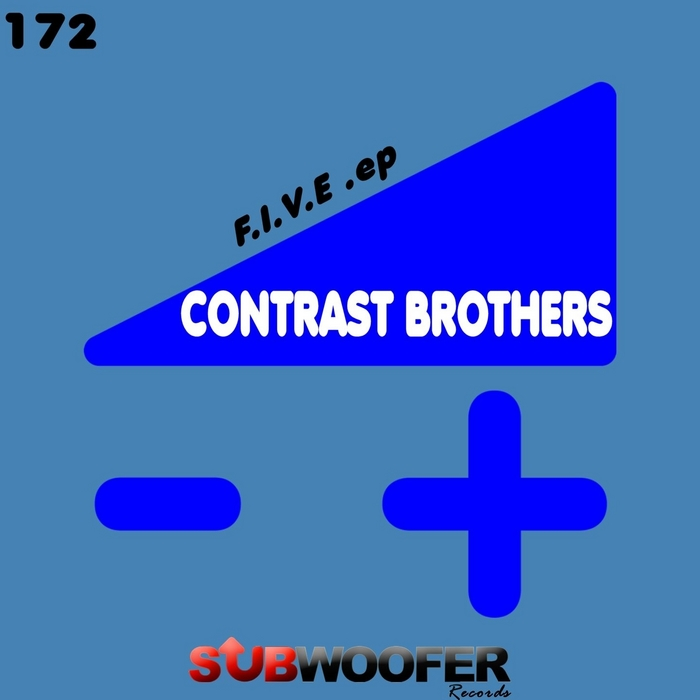 CONTRAST BROTHERS - FIVE