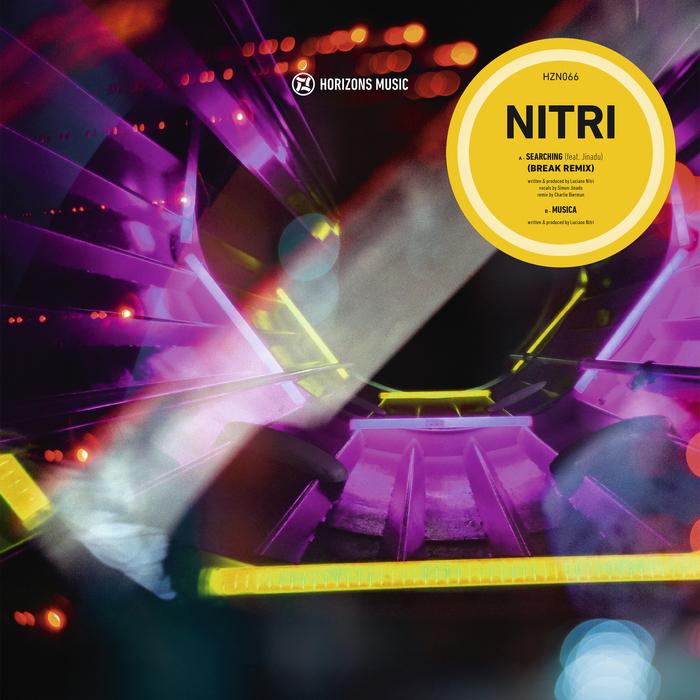 NITRI/JINADU - Searching (Break mix)