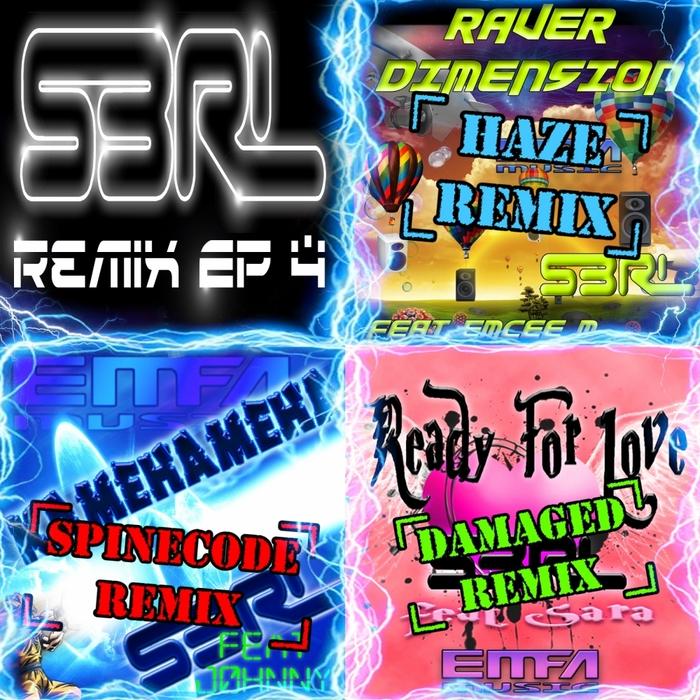 S3RL - S3RL Remix EP 4