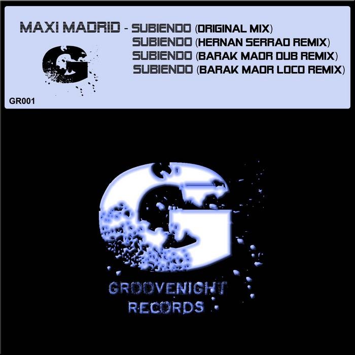 MAXI MADRID - Subiendo