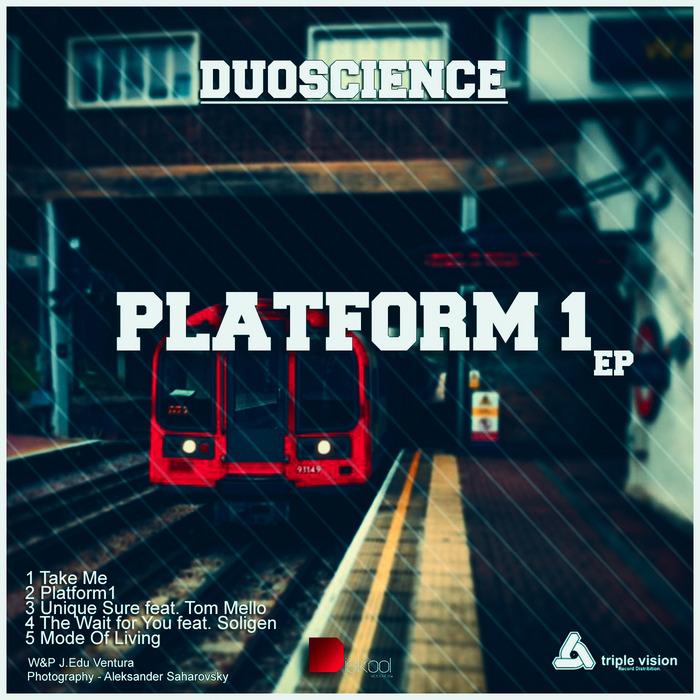 DUOSCIENCE - Platform1 EP