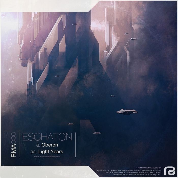 ESCHATON - Light Years