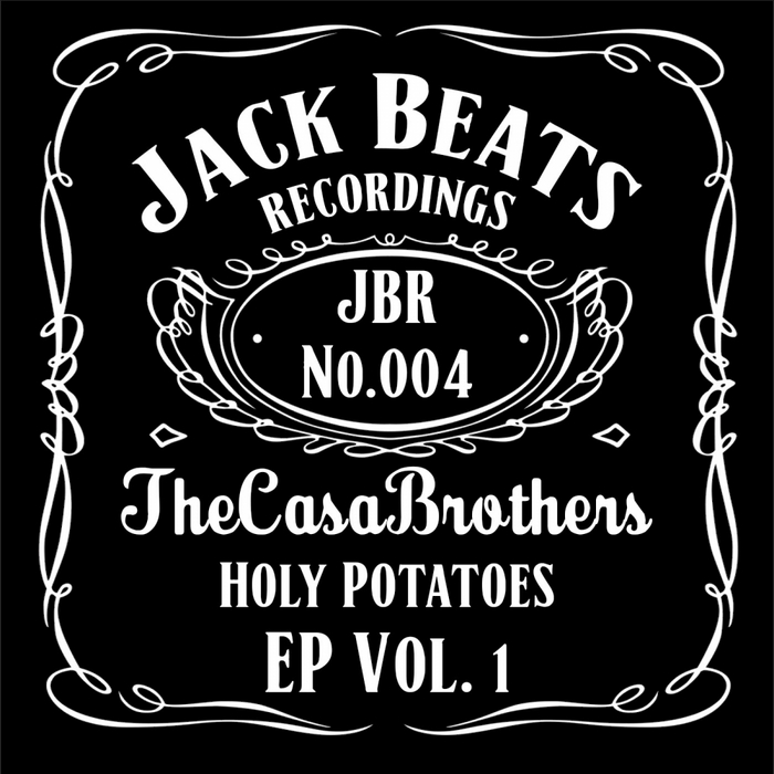 CASABROTHERS - Holy Potatoes EP Vol 1