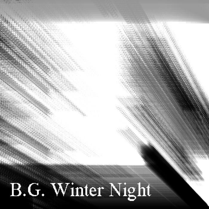 BG - Winter Night