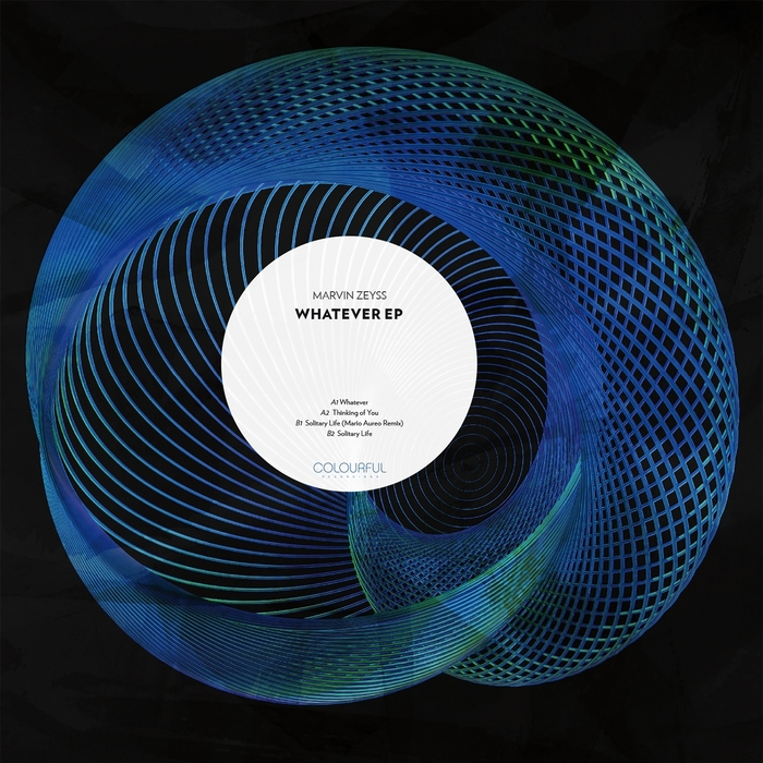 ZEYSS, Marvin - Whatever EP