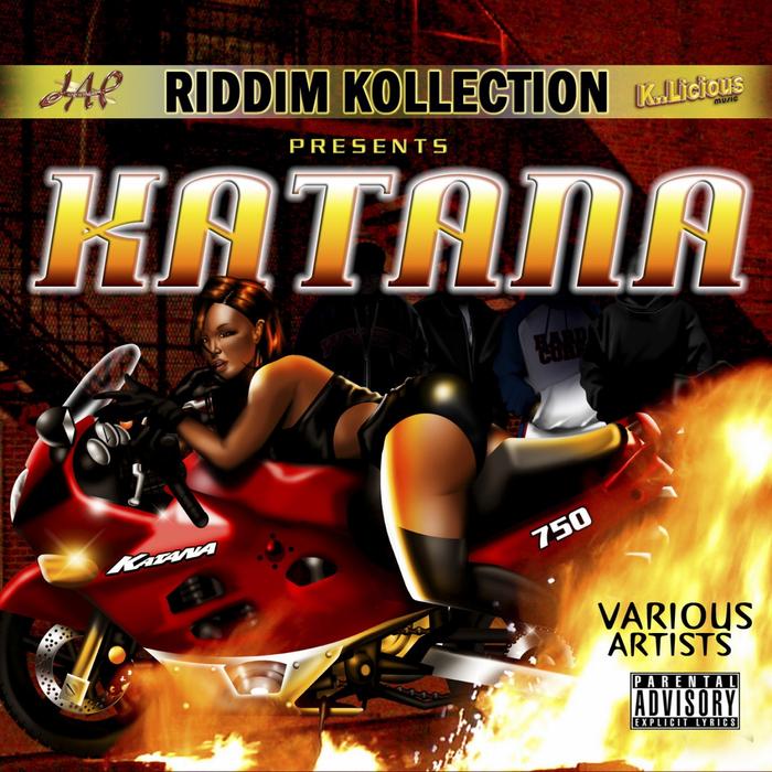 VARIOUS - Riddim Kollection: Kantana