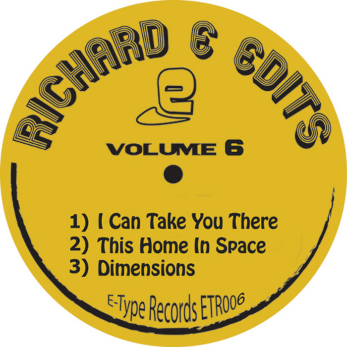RICHARD E - Richard E Edits Vol 6