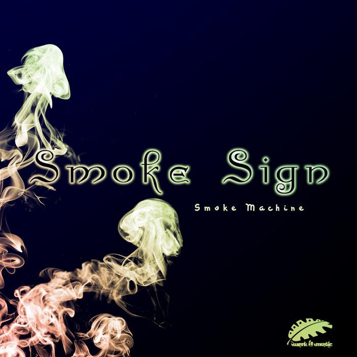SMOKE SIGN - Smoke Machine
