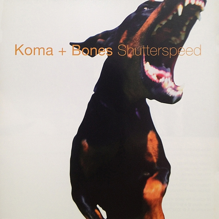 KOMA & BONES - Shutterspeed