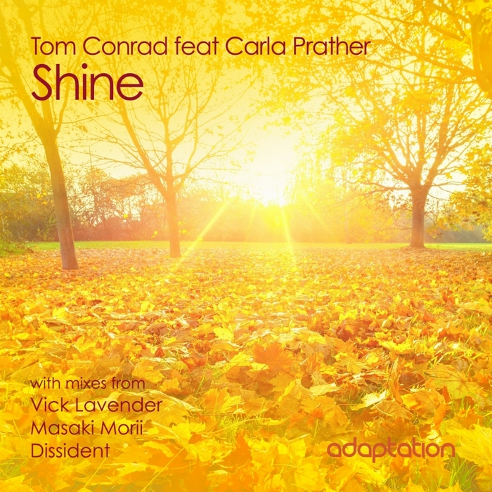 CONRAD, Tom feat CARLA PRATHER - Shine