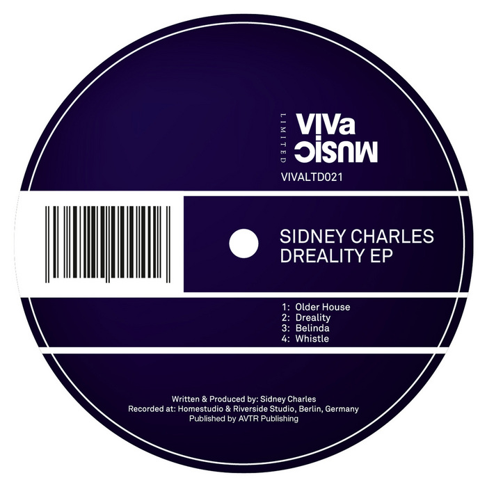 CHARLES, Sidney - Dreality EP