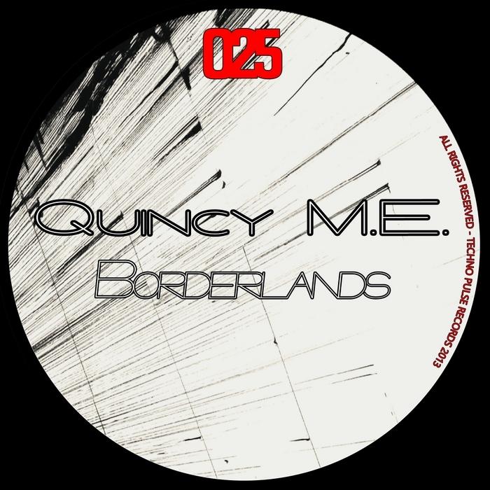 QUINCY ME - Borderlands
