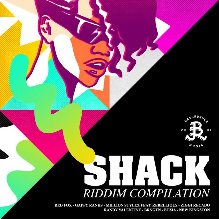 VARIOUS - Shack Riddim Compilation