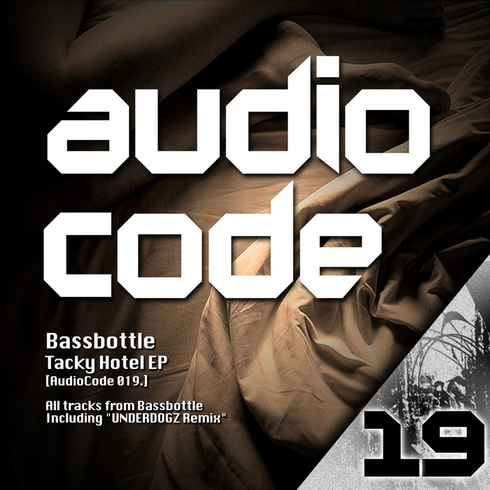 BASSBOTTLE - Tacky Hotel EP