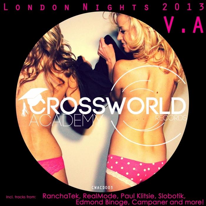 VARIOUS - London Nights 2013