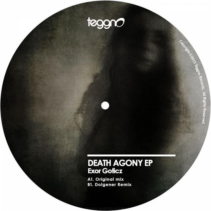 EXOR GOTICZ - Death Agony