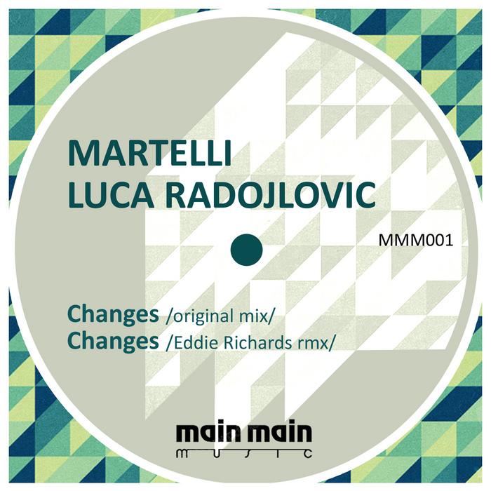 MARTELLI/LUCA RADOJLOVIC - Changes