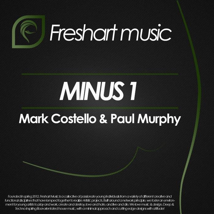 COSTELLO, Mark/PAUL MURPHY - Minus 1