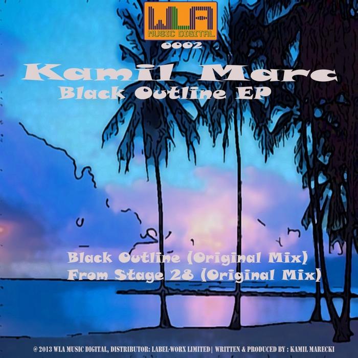 MARC, Kamil - Black Outline EP