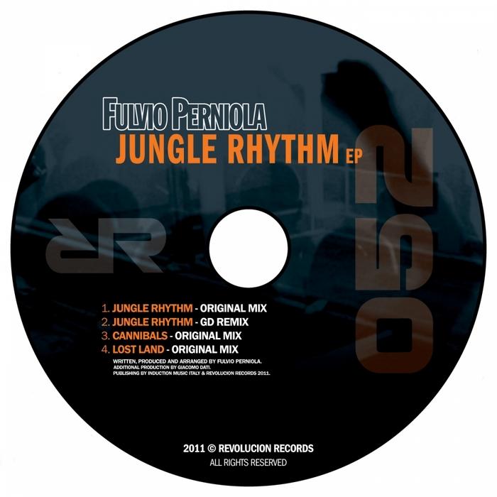 PERNIOLA, Fulvio - Jungle Rhythm EP