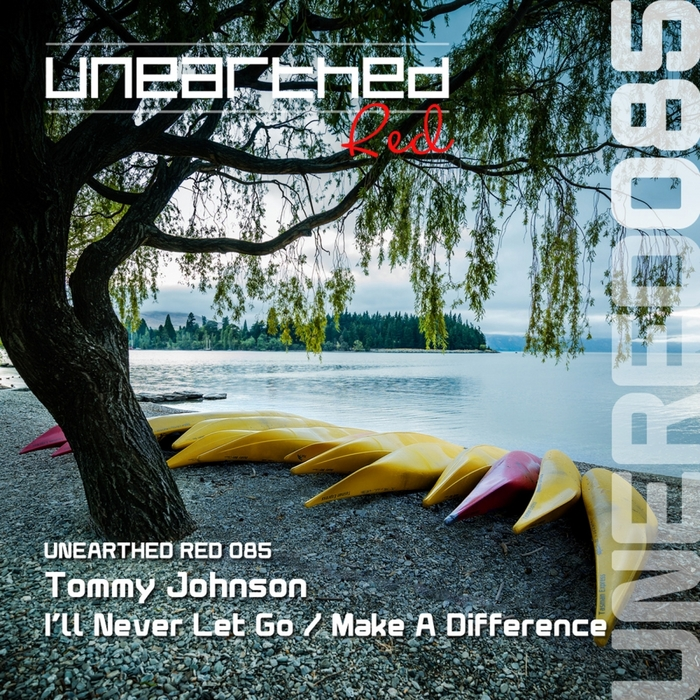 JOHNSON, Tommy - I'll Never Let Go/Make A Difference