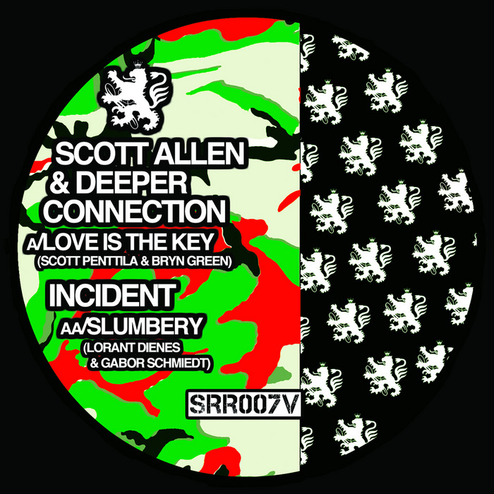 ALLEN, Scott/DEEPER CONNECTION/INCIDENT - Love Is The Key/Slumbery