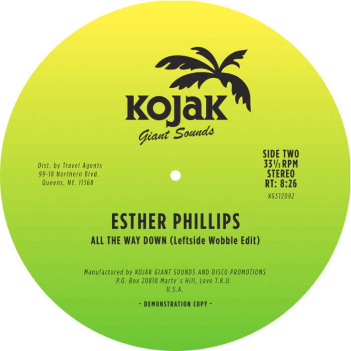 ASHFORD & SIMPSON/ESTHER PHILLIPS - Don't Cost You Nothing