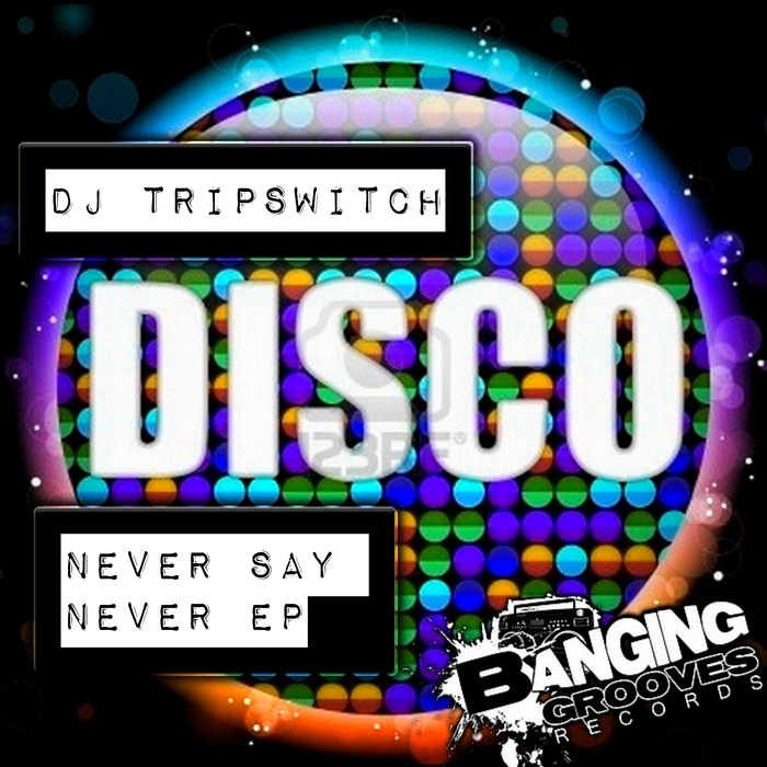 DJ TRIPSWITCH - Never Say Never EP