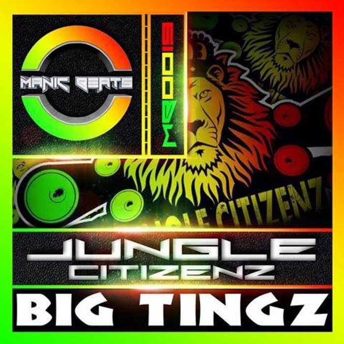 JUNGLE CITIZENZ - Big Tingz