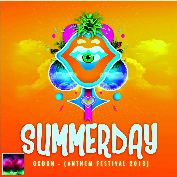 OXOON - Summer Day (Anthem Festival 2013)