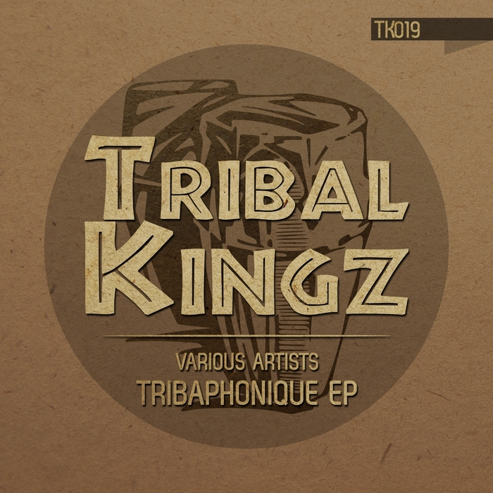 VARIOUS - Tribaphonique EP