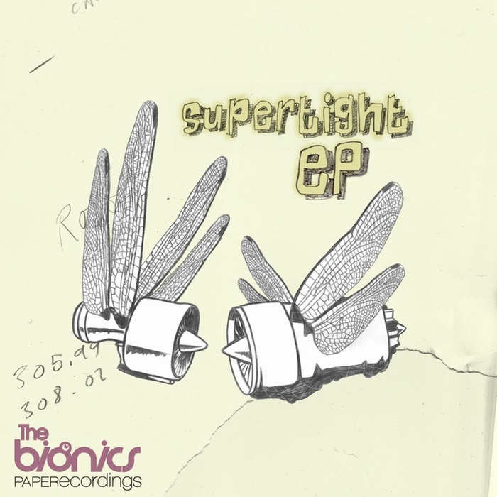 BIONICS, The - Supertight