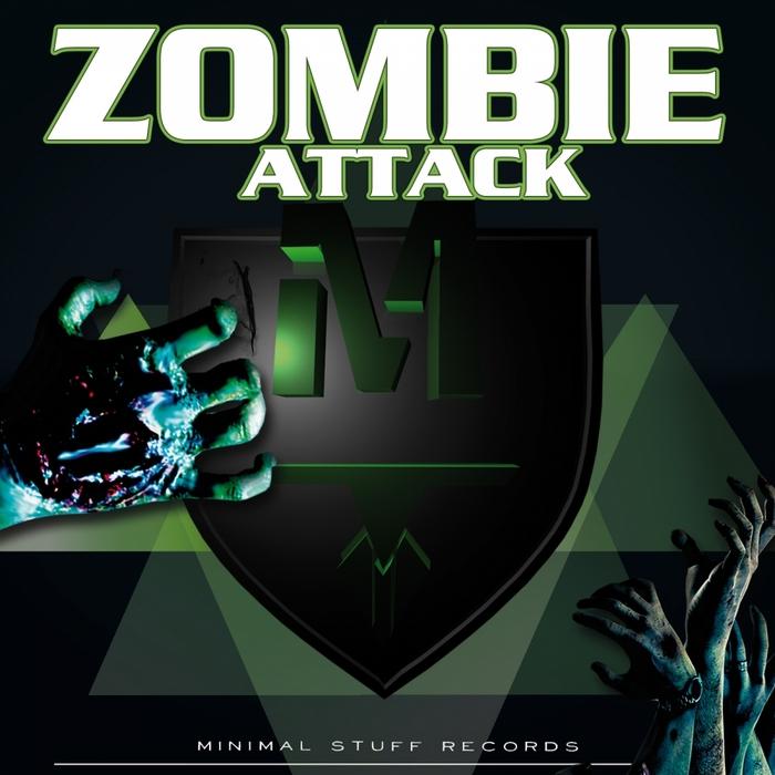 DELATO, James - Zombie Attack (remixes)