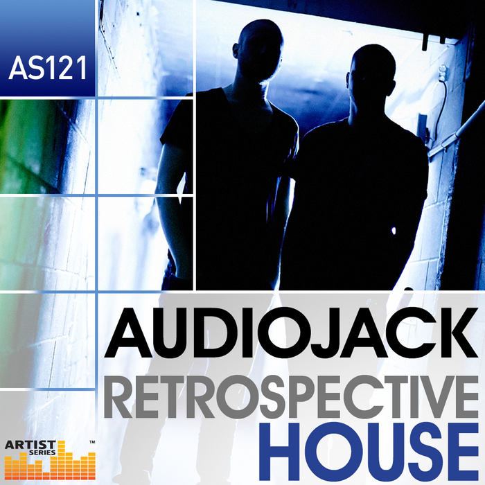 AUDIOJACK - Retrospective House (Sample Pack WAV/APPLE/LIVE/REASON)