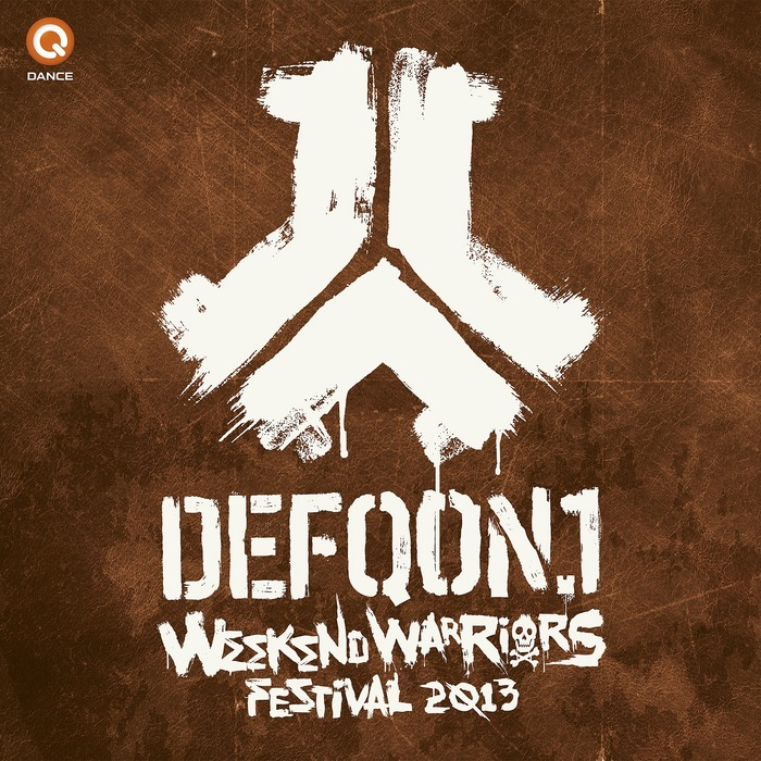 FRONTLINER/ENDYMION/GECK-E/THE SOUND OF DEFQON 1/VARIOUS - Defqon 1 2013 (unmixed tracks)