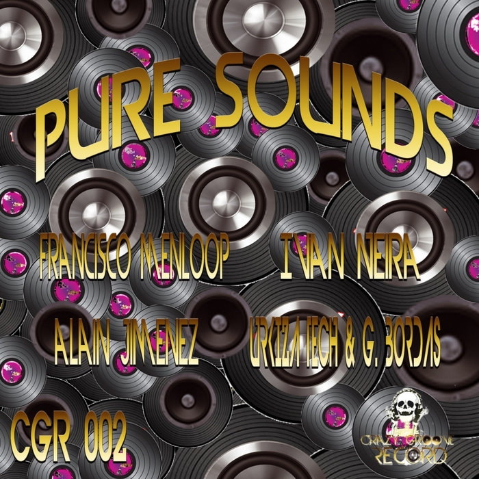 JIMENEZ, Alain/FRANCISCO MENLOOP/IVAN NEIRA/URKIZA TECH/G BORDAS - Pure Sounds