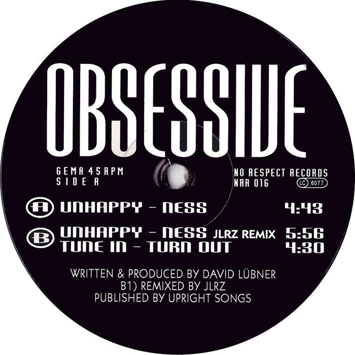 OBSESSIVE - Unhappy Ness
