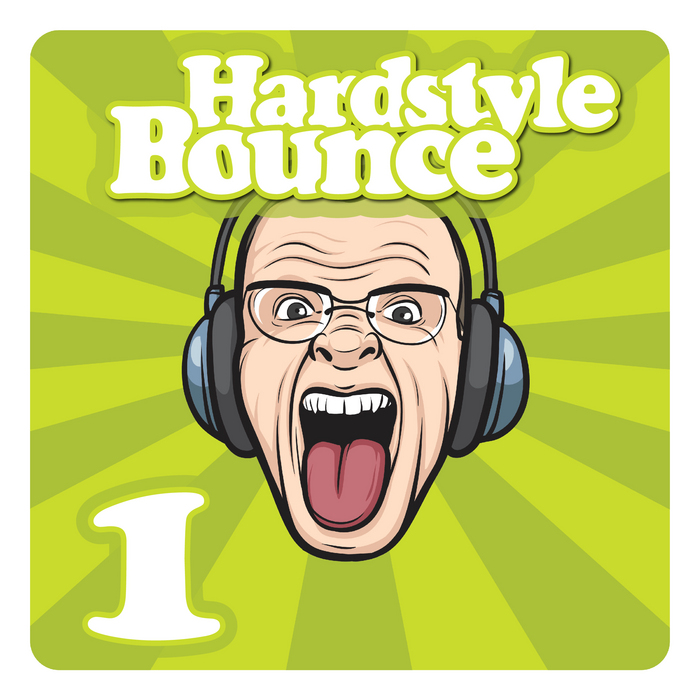 VARIOUS - Hardstyle Bounce Vol 1