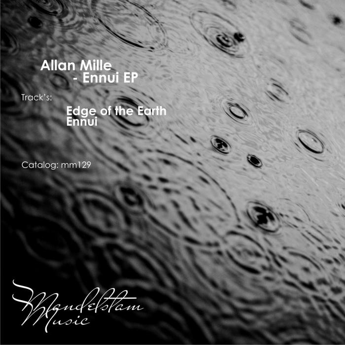 MILLE, Allan - Ennui EP