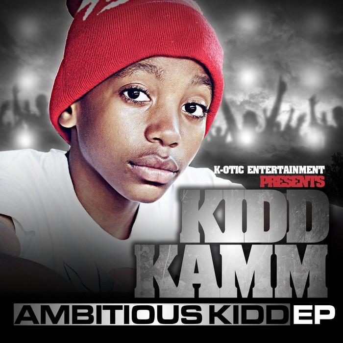 KIDD KAMM - Ambitious Kidd EP