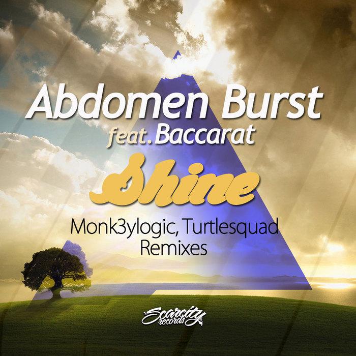 ABDOMEN BURST - Shine (remixes Volume 1)