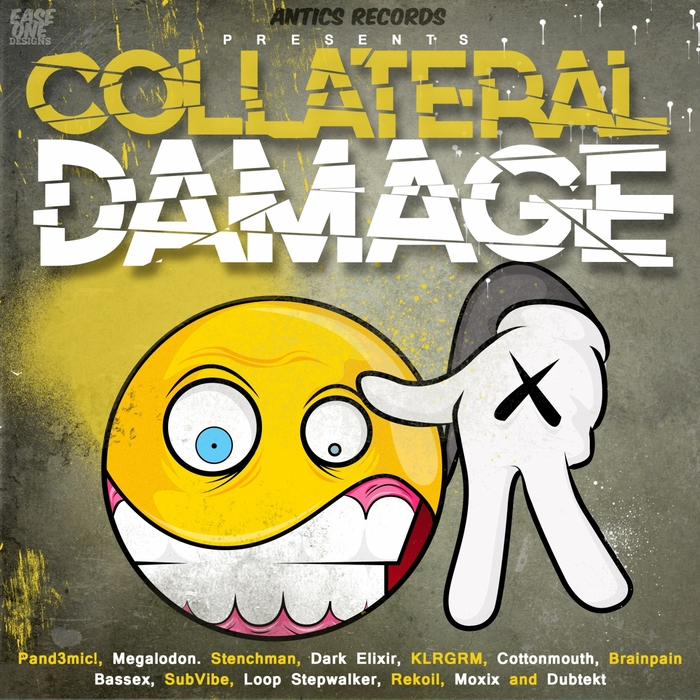VARIOUS - Collateral Damage