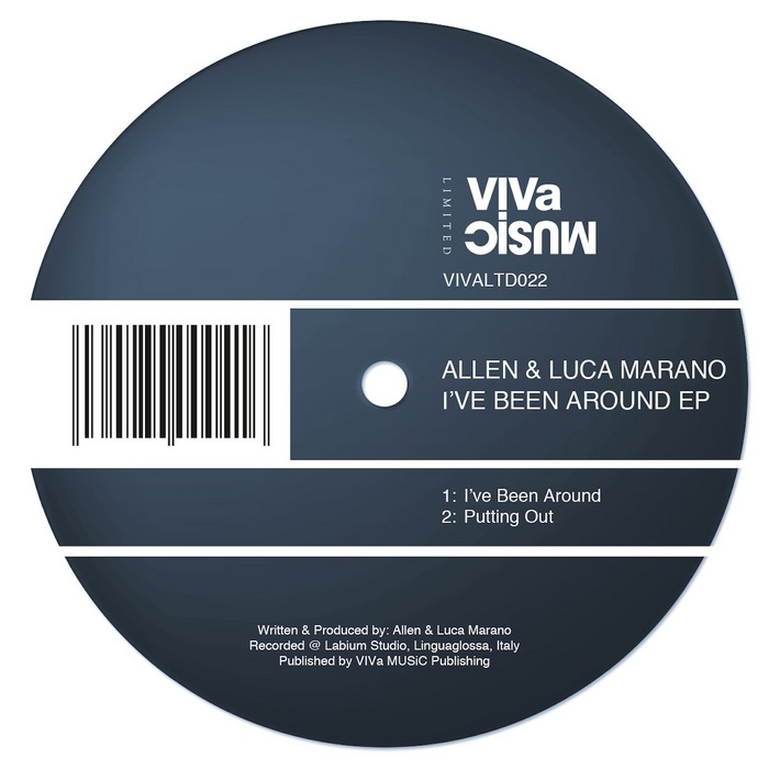 ALLEN & LUCA MARANO - I've Been Around EP
